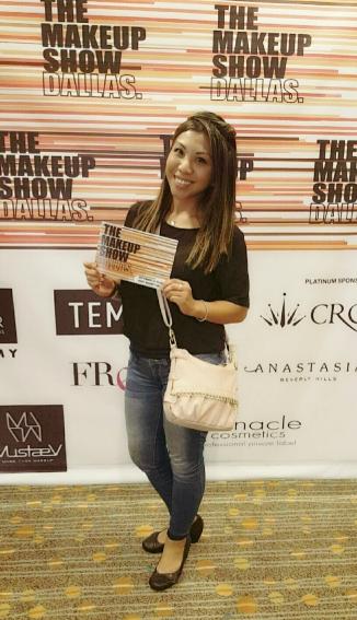 The MakeUp Show Dallas, Sept. 2016