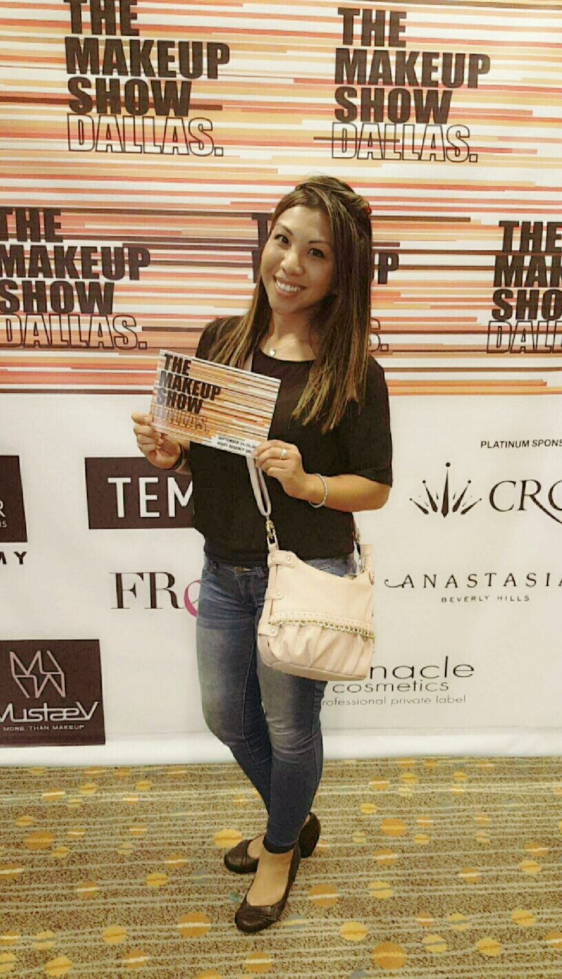 The MakeUp Show Dallas, Sept. 2016